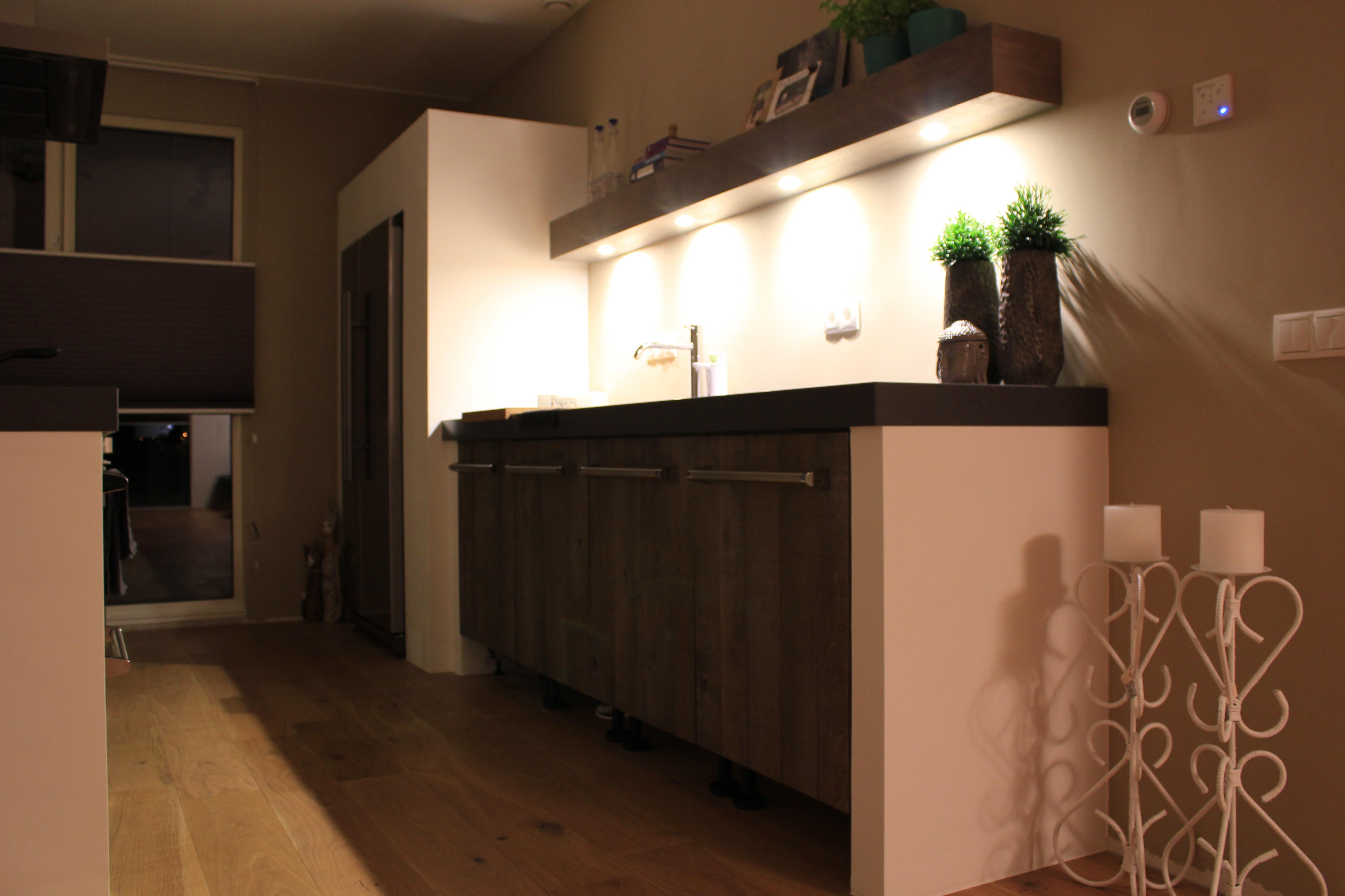 Keuken lange kant