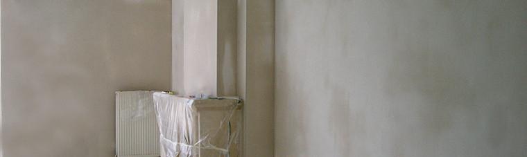 Stucwerk behangklaar p m stukadoors for Behangklaar